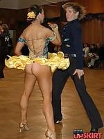 Upskirts Teens Baile Caliente Dirty 46